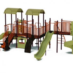 Composite Play set GoPlay #8 Sienna tan