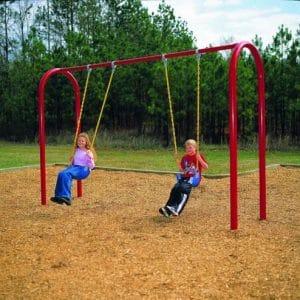1 bay arch swing