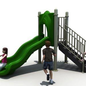 stand alone slide