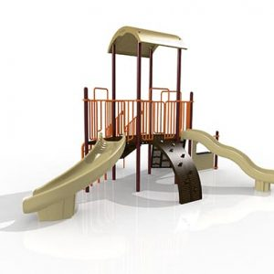 GoPlay 016 Composite Play Set (Sienna)