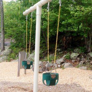 Toddler T-Swing