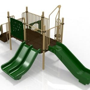 T9 Composite Playground Set
