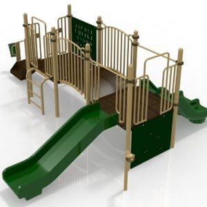 T13 Composite Playground Set