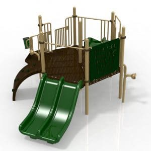 T15 Composite Playground Set