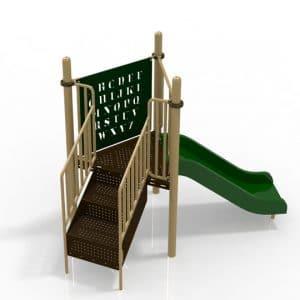 T26 Composite Playground Set