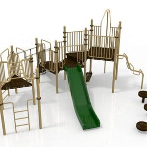 T29 Composite Playground Set