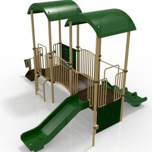 T13R Composite Playground Set