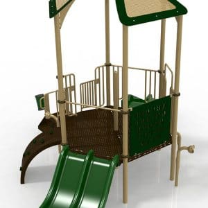 T15R Composite Playground Set