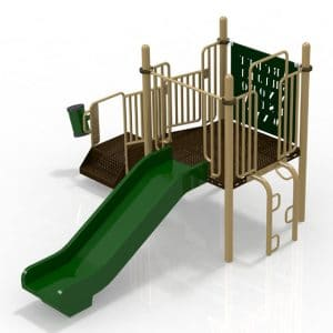 T2 Commercial playground for ages 2-5