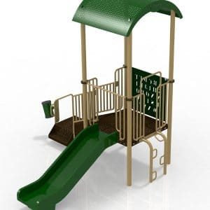 T2R Composite Set Commercial Playground