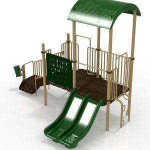 T4R Composite Playground Set