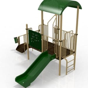 T5R Composite Playground Set