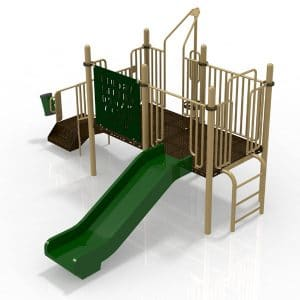 T5 Composite Playground Set