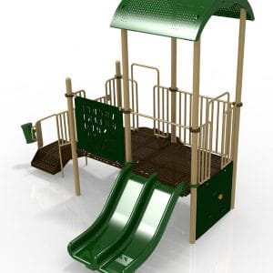 T6R Composite Playground Set