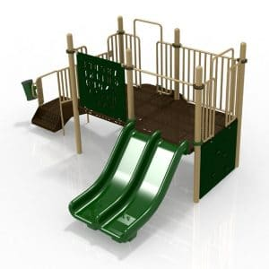 T6 Composite Playground Set