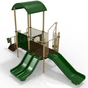 T9R Composite Playground Set