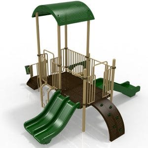 T10R Composite Playground Set