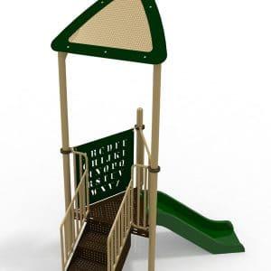 T26R Composite Playground Set