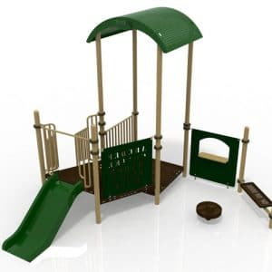 T27R Composite Playground Set