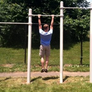 Chin up bars for kids and adults
