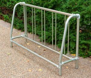 Standard bike rack