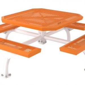 Commercial picnic table CT