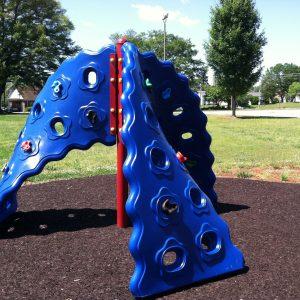 cyclone playground climber